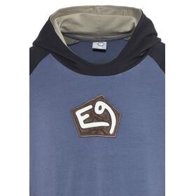 E9 Baco Sweatshirt Man Bluna/Blac/Wagr